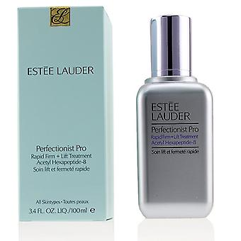 Estee Lauder Perfectionist Pro Rapid Firm + Lift Treatment Acetyl Hexapeptide-8 - For All Skin Types (Limited Edition) 100ml/3.4oz