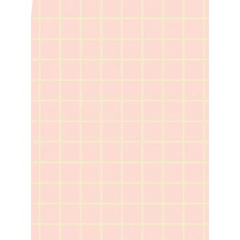 Dukker House Miniature 1:12 1:24 Køkken Badeværelse Gulvbelægning Pink Flise Ark