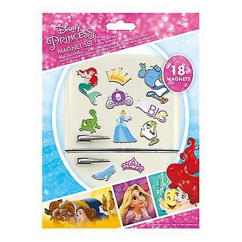 Disney Princess Dream Big Fridge Magnet Set (Pack van 18)