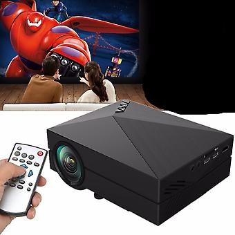 Portable Full Hd 1080p Lcd Mini Projector