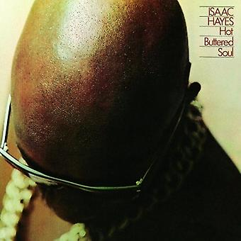 Hayes*Isaac - Hot Buttered Soul [Vinyl] USA import