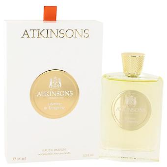 Jasmine In Tangerine Eau De Parfum Spray By Atkinsons 3.3 oz Eau De Parfum Spray