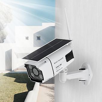 1080P HD Ulkona Aurinko WIFI Turvallisuus IP Kamera Yönäkö PIR Liiketunnistin