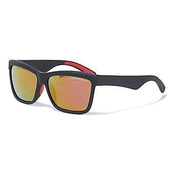 Ronhill Mexico City Glasses Running Marathon Racing Training Lunettes de soleil Noir/Or