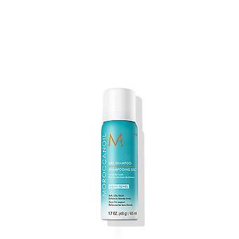 Moroccanoil dry shampoo for light hair