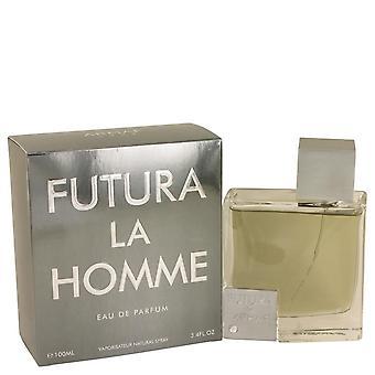 Armaf Futura La Homme Eau De Parfum Spray Af Armaf 3,4 ounce Eau De Parfum Spray