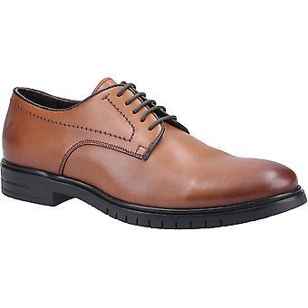Hush puppies men's sterling lace brogue shoe tan 31992