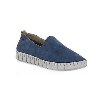Frau blue amalfi shoes