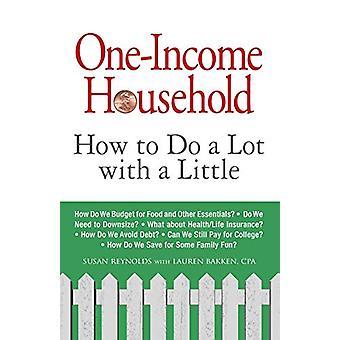 一所得世帯 - スーザン・レイノルズの少しで多くのことを行う方法