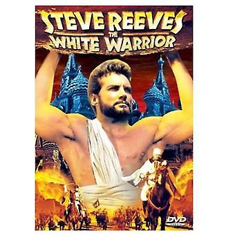 Steve Reeves - White Warrior [DVD] USA import