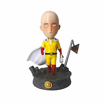 One Punch Man Figure Saitama Handsome Toy Doll Anime Collection