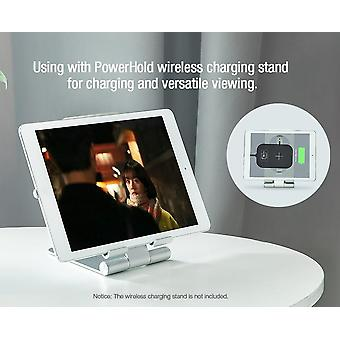 Wireless Charger, Tablet Charging Pad, Aluminum