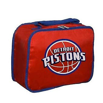 Detroit Pistons NBA Insulated Lunch Bag