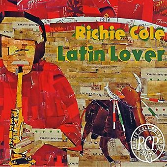 Richie Cole - Latin Lover [CD] USA import