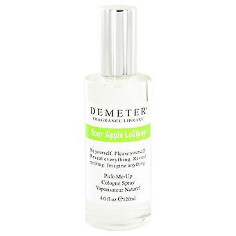 Demeter sour apple lollipop cologne spray (formerly jolly rancher green apple) by demeter 455612 120 ml