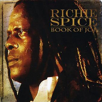 Richie Spice - Book of Job [CD] USA import