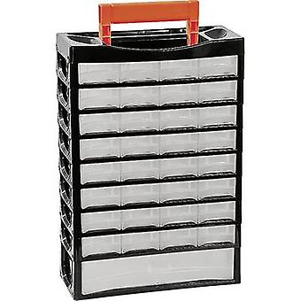 Alutec 66015 Assortment case No. of compartments: 33 1 pc(s)