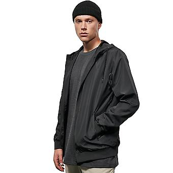 Cotton Addict Mens Recycled Windrunner Casual Jacket