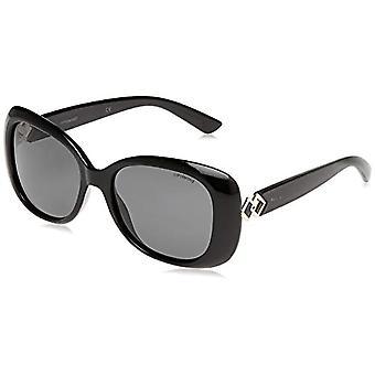 פולארויד PLD 4051/S M9 807 55 משקפי שמש, שחור (שחור /אפור Pz), אישה