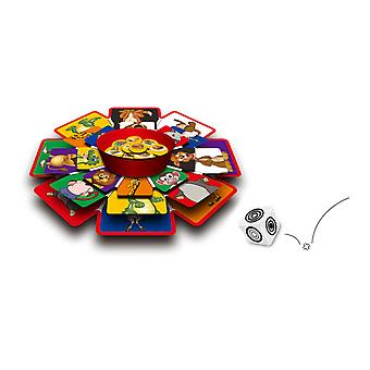 Rotating Puzzle Family Party Game Creative Toy