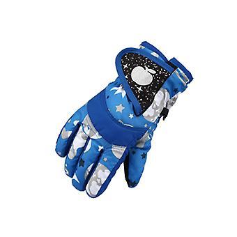 Cartoon gedruckt Winter Kinder Handschuhe