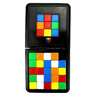 Inteligentní deska Děti Dárek Dospělý Barevný ABS Magic Cube Block Dítě rodiče| Bloky (černé)