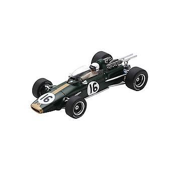 Brabham BT24 No.16 Práctica Italiana GP (1967) Resina Modelo Coche