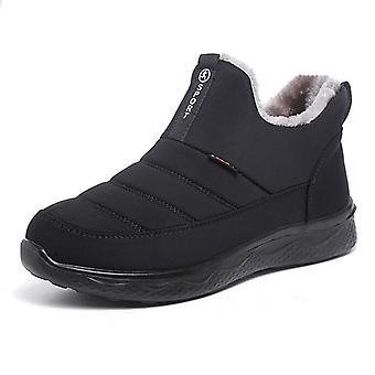 Women Flats Shoes, Winter Snow Boots