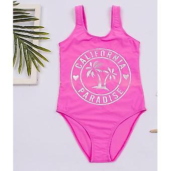 Odzież plażowa, Letni dziecięcy kostium kąpielowy Monokini
