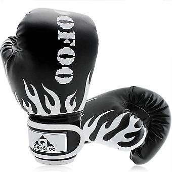 6Oz أسود 4oz و 6oz قفازات الملاكمة الاطفال dt6470