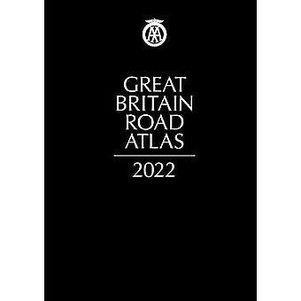 Atlasul rutier al Marii Britanii 2022