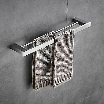 Ruostumattomasta teräksestä valmistettu kylpyhuone laitteistosarja harjattu pidike paperiteline hylly| tahraton teräs kylpyhuone