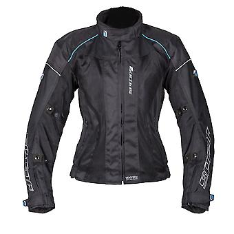 Spada Air Pro Seasons CE Motorcycle Jacket Black