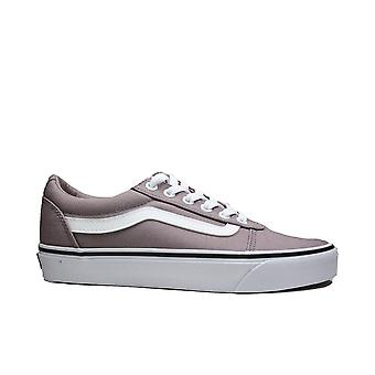 Vans WM Ward Purple Dove / White Canvas Adulti Pizzo Sneakers