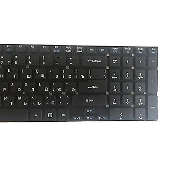 استبدال أجهزة الكمبيوتر المحمول الروسية / رو لوحة مفاتيح الكمبيوتر المحمول ل acer تطمح