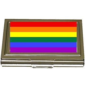 Držiteľ karty vlajky Pride