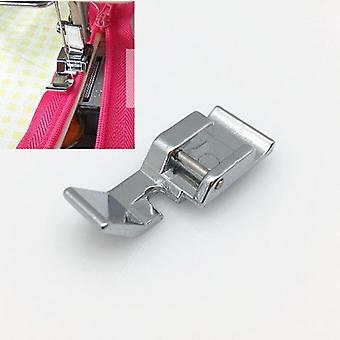 2Pcs #611406002 encaixar em máquina de costura doméstica peças de prensa pé pé zipper pé 7306-3 (direita estreita) 5bb5183