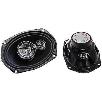 Motor vehicle speakers cerwin vega xed693 6 x 9 inches 350 watts max 3-way coaxial speaker set