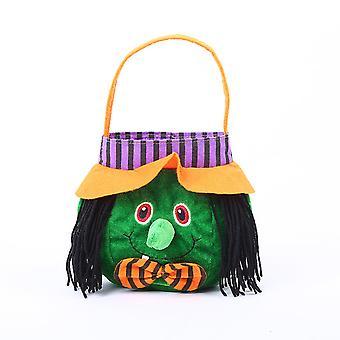 Halloween Geschenk Süßigkeiten Tasche