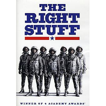 Right Stuff [DVD] USA import
