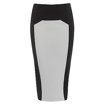 Skirt with Front Panel