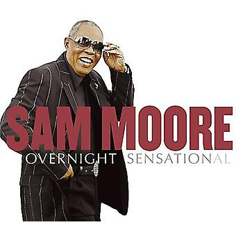 Sam Moore - Overnight Sensational [CD] USA import