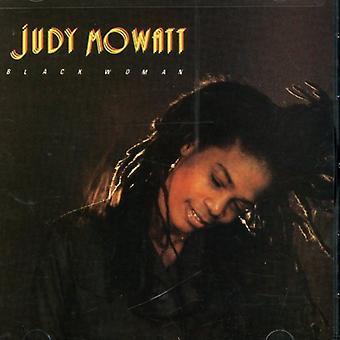 Judy Mowatt - svart kvinna [CD] USA import