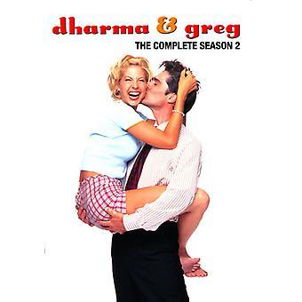 Dharma & Greg: The Complete Season 2 [DVD] USA import