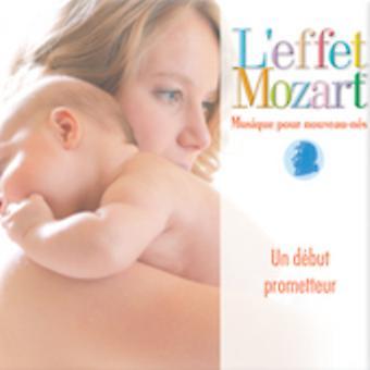 L'Effet Mozart Musique Pour Nouveau - L'Effet Mozart: Musique Pour Nouveau-Nes   Un Debut Prom [CD] USA import