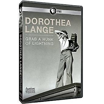 American Masters: Dorothea Lange: Grab a Hunk of [DVD] USA import