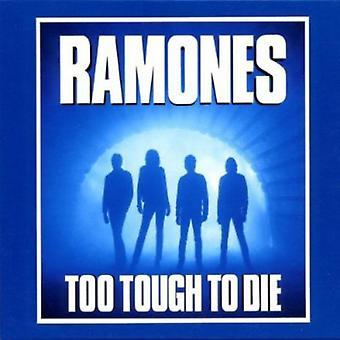 Ramones - alltför tufft att dö [CD] USA import