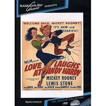 Amore ride di importazione di Andy Hardy (1947) [DVD] Stati Uniti d'America