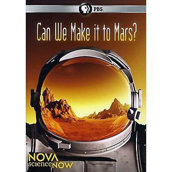 Nova - Sciencenow: Possiamo renderlo su Marte? Importazione [DVD] Stati Uniti d'America