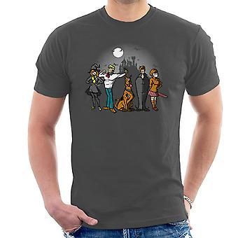 The Mystery Bunch Scoobie Doo Men's T-Shirt